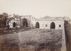 Ahmad Shah's Mosque in the Bhadr (citadel), Ahmadabad